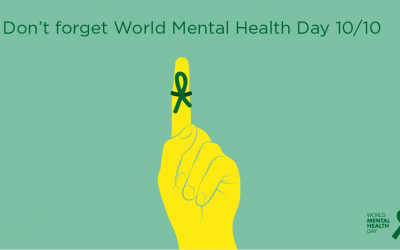 """I don't know where to start"": Blog for World Mental Health Day"