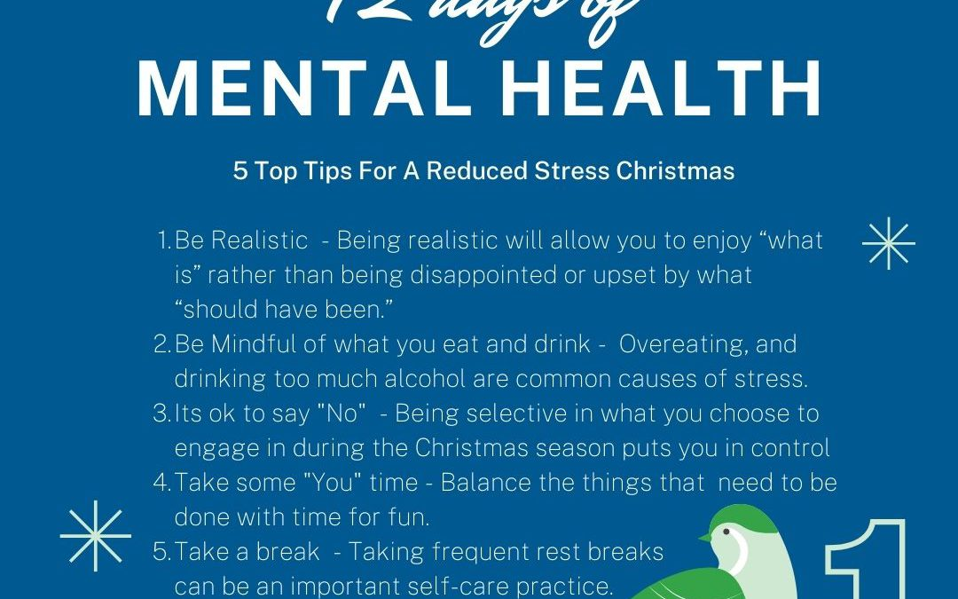 ON THE 1st DAY OF MENTAL HEATLH