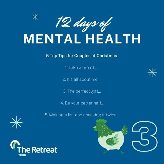 ON THE 3RD DAY OF MENTAL HEATLH