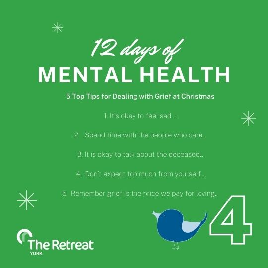 ON THE 4TH DAY OF MENTAL HEALTH