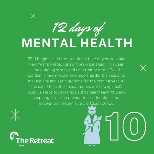 ON THE 10TH DAY OF MENTAL HEALTH